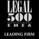 Legal500 Rates INTELLECT-S and Its 3 Partners