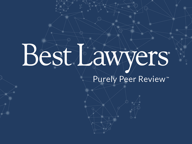 16 Best Lawyers и 2 Lawyers of the Year