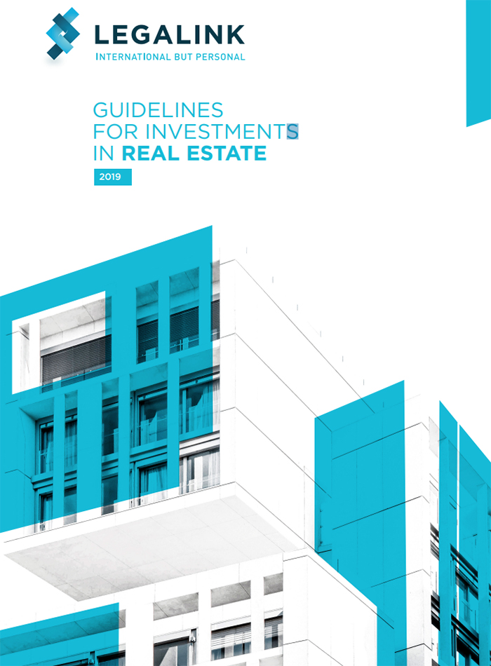 Guidelines for Investments in Real Estate